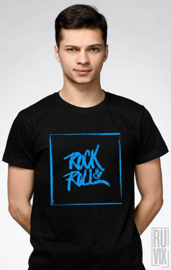 PROMOȚIE Tricou Rock & Roll