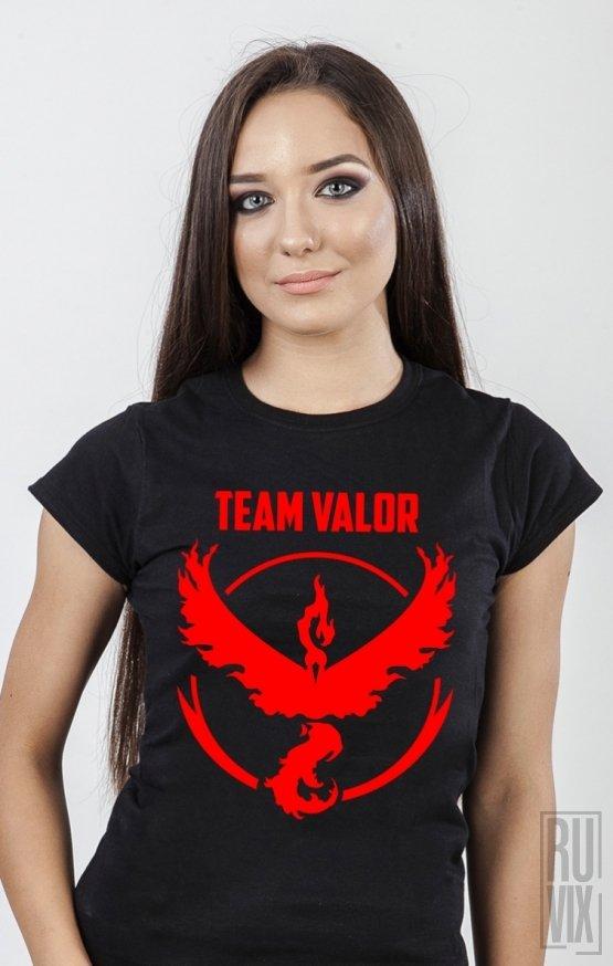 PROMOȚIE Tricou Team Valor