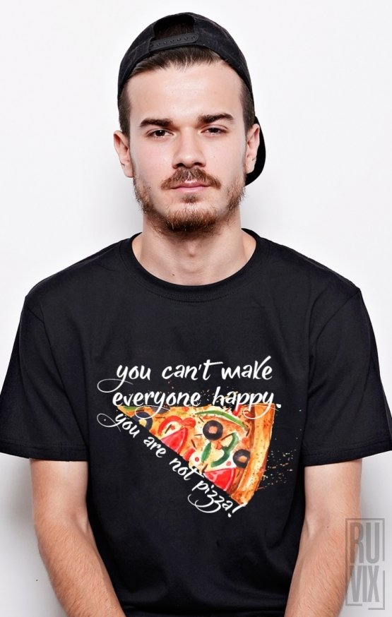 PROMOȚIE Tricou You Are Not Pizza