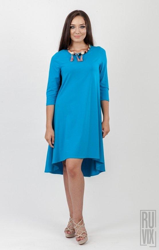Rochie CLARA Aqua Blue