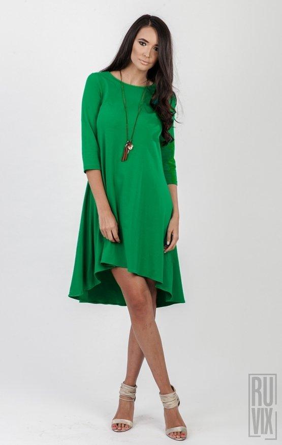 Rochie CLARA Emerald Green