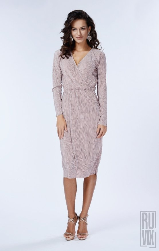 Rochie EVE Dusty Pink