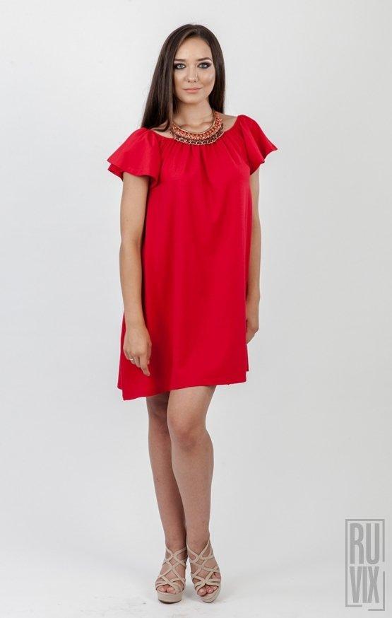Rochie JASMIN Bloody Red