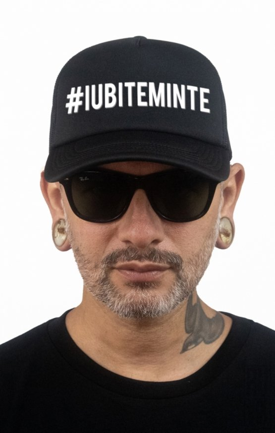 Șapcă #IUBITEMINTE