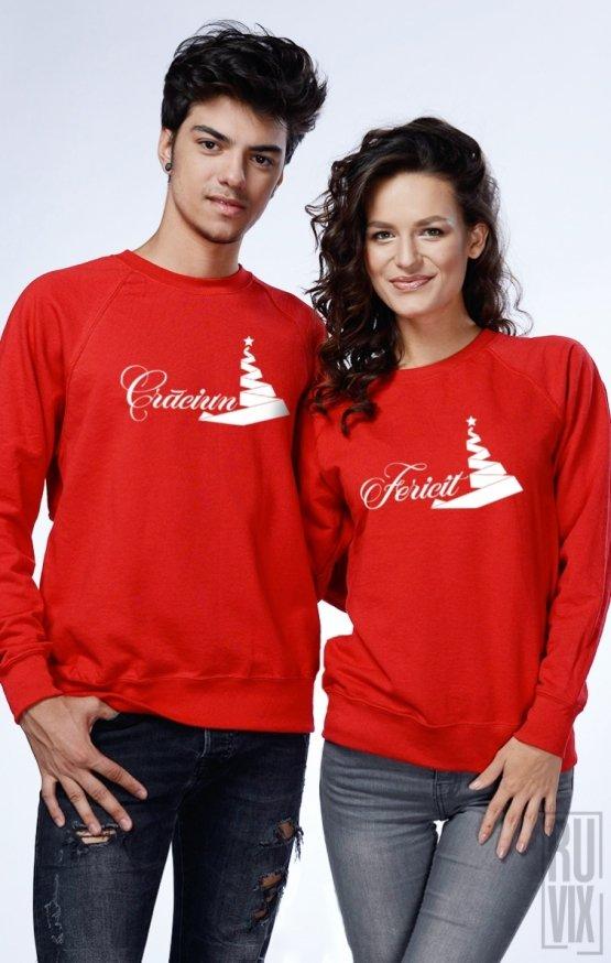 Set Sweatshirt Crăciun Fericit 2020