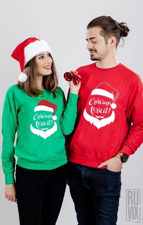 Set Sweatshirt Crăciun Fericit