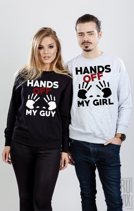 Set Sweatshirt Hands Off