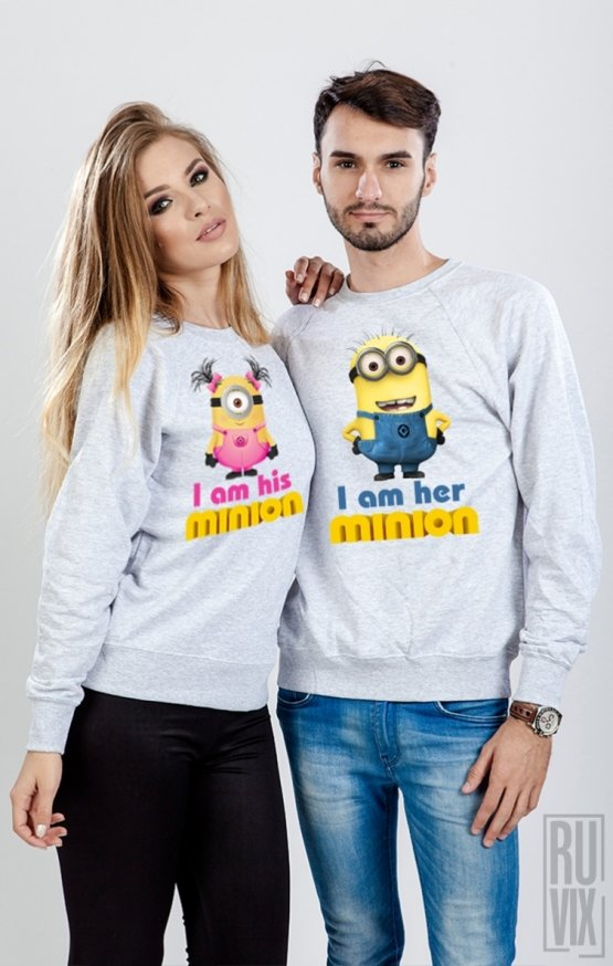 Set Sweatshirt Minions