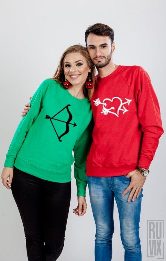 Set Sweatshirt Săgeata lui Cupidon