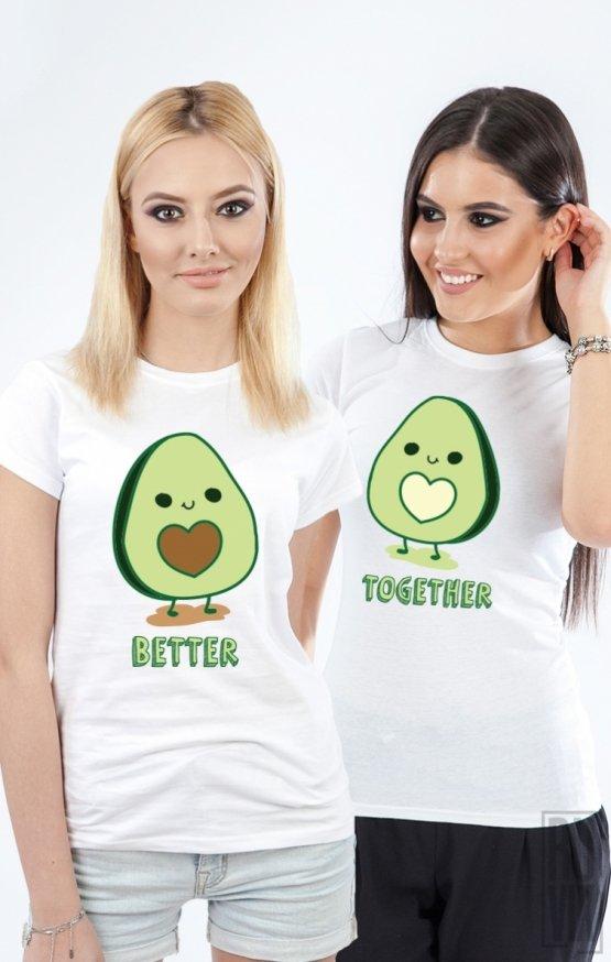 Set tricouri Avocados