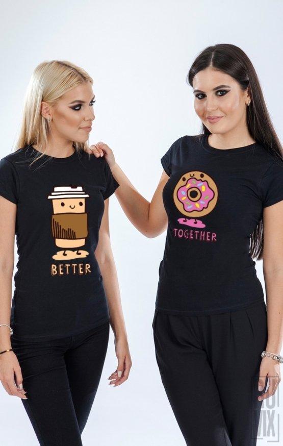 Set tricouri Coffee & Donut