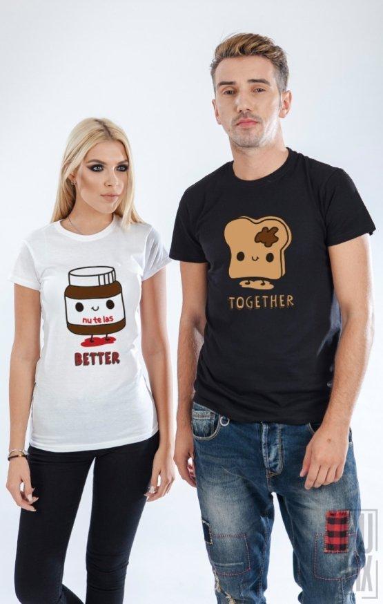Set tricouri Nutella & Bread