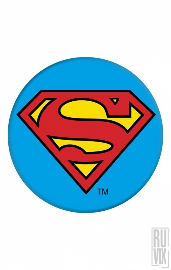 Superman Icon Popsocket Original