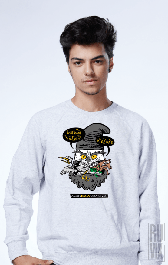 Sweatshirt Barză Varză Viezure