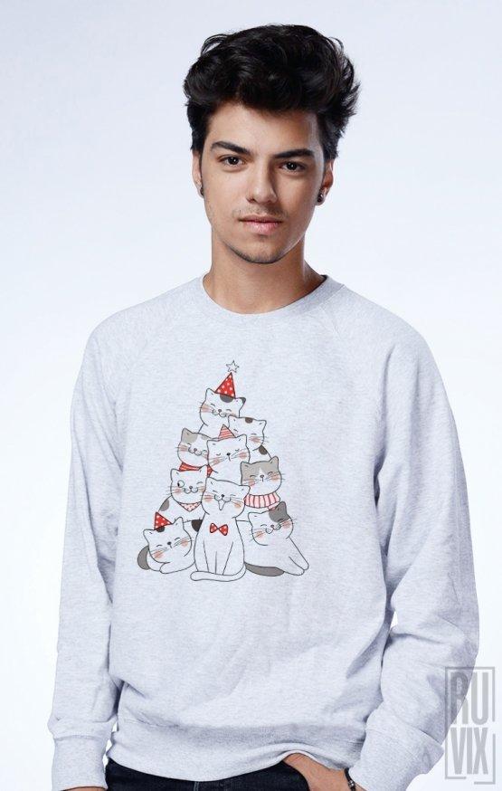 Sweatshirt Brad de Pisici