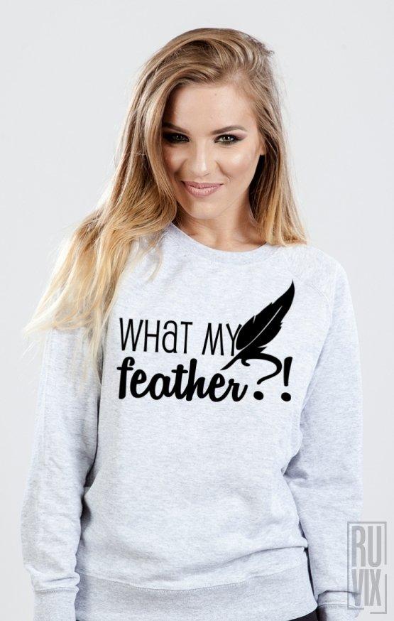 Sweatshirt Ce pana mea