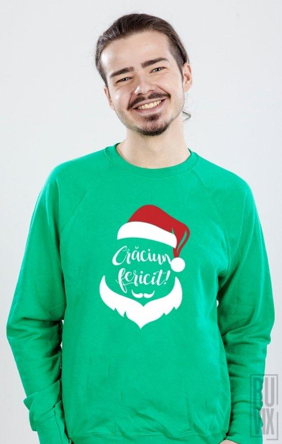 Sweatshirt Crăciun Fericit