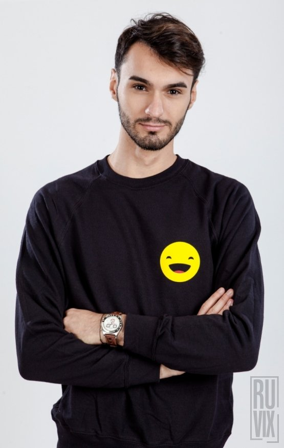 Sweatshirt Emoticon Smiley