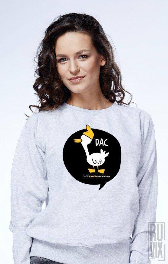 Sweatshirt GRI DAC MAC MAC