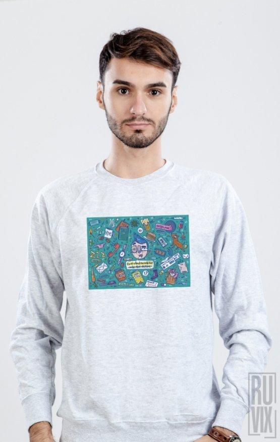 Sweatshirt HAOS EL