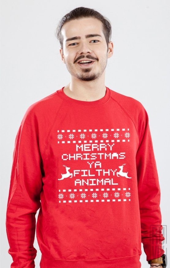 Sweatshirt Merry Christmas