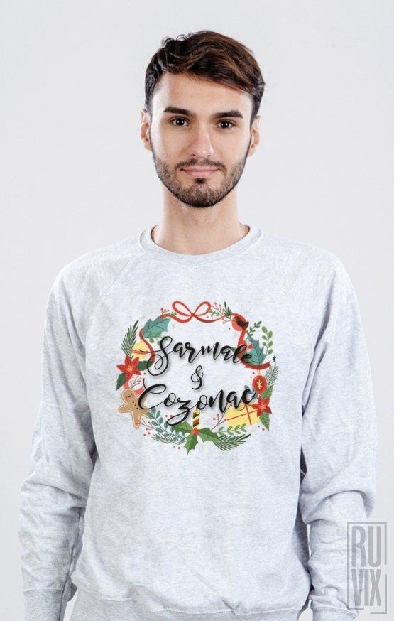 Sweatshirt Sarmale si Cozonac