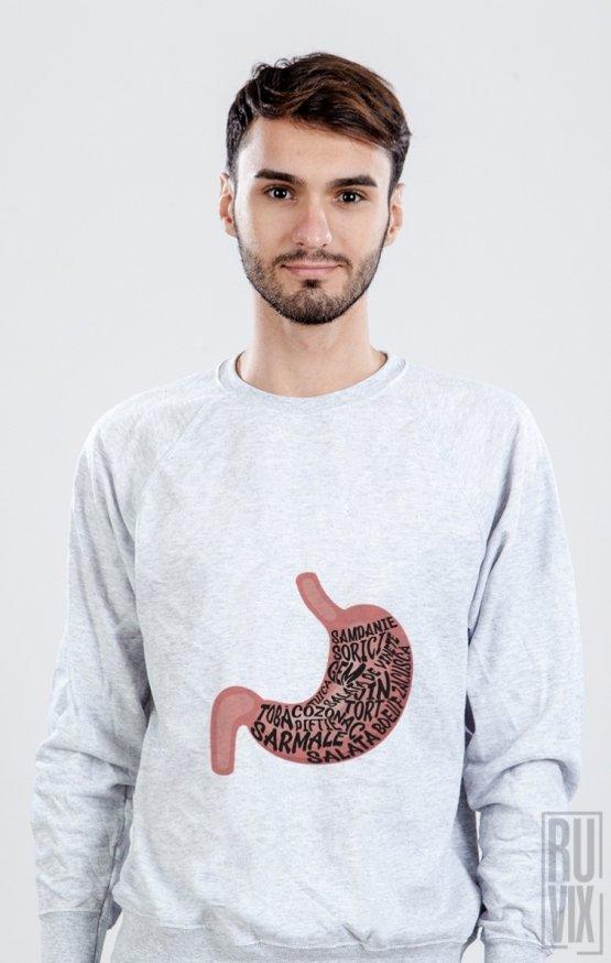 Sweatshirt Stomac de Sărbători