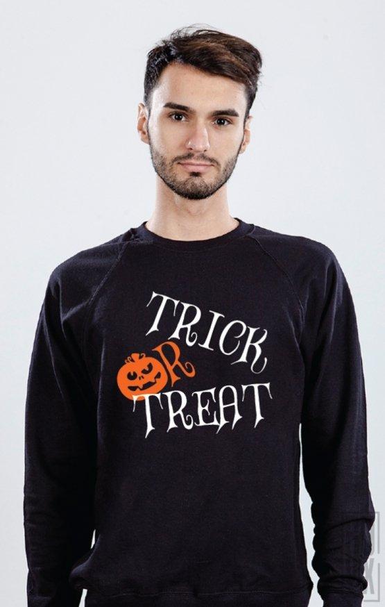 Sweatshirt Trick Or Treat