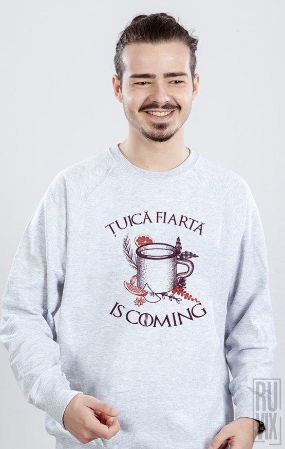 Sweatshirt Țuică fiartă