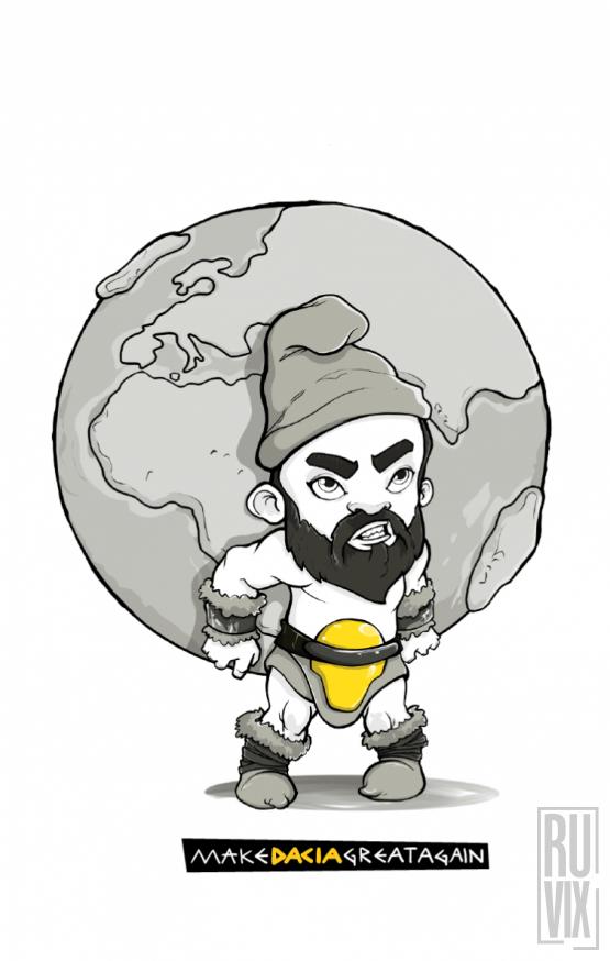 Sweatshirt Atlas