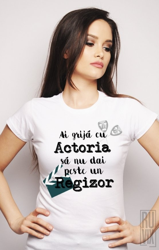Tricou Actoria