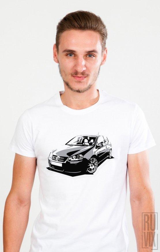 Tricou ALB VW Golf 5