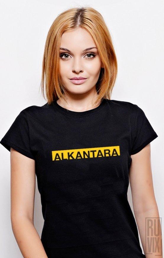 Tricou Alkantara