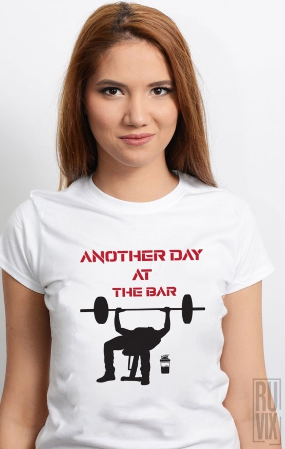 Tricou Another Day At The Bar