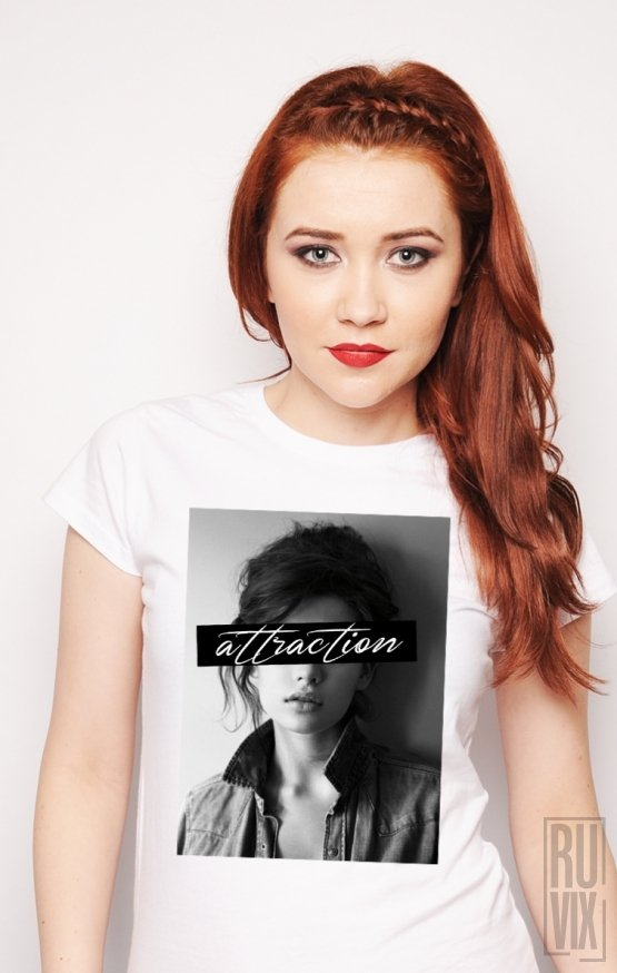 Tricou Attraction
