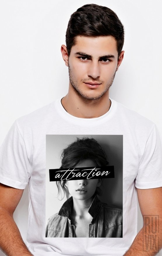 Tricou Attraction
