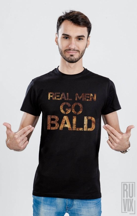 Tricou Bald Men