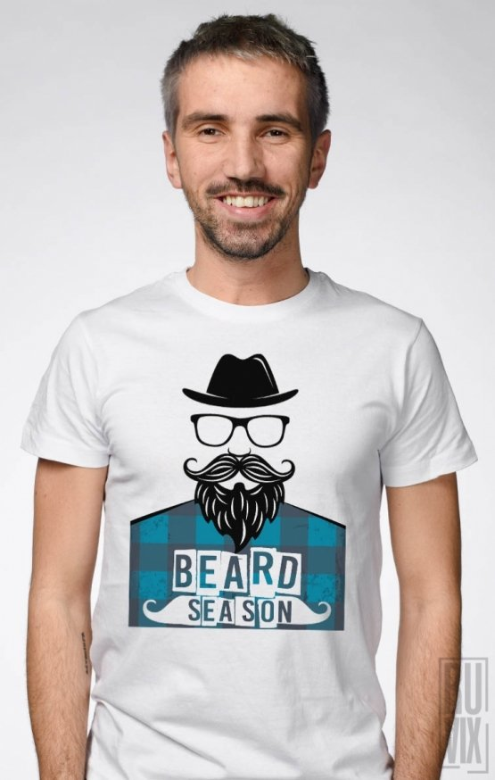 Tricou Beard Season