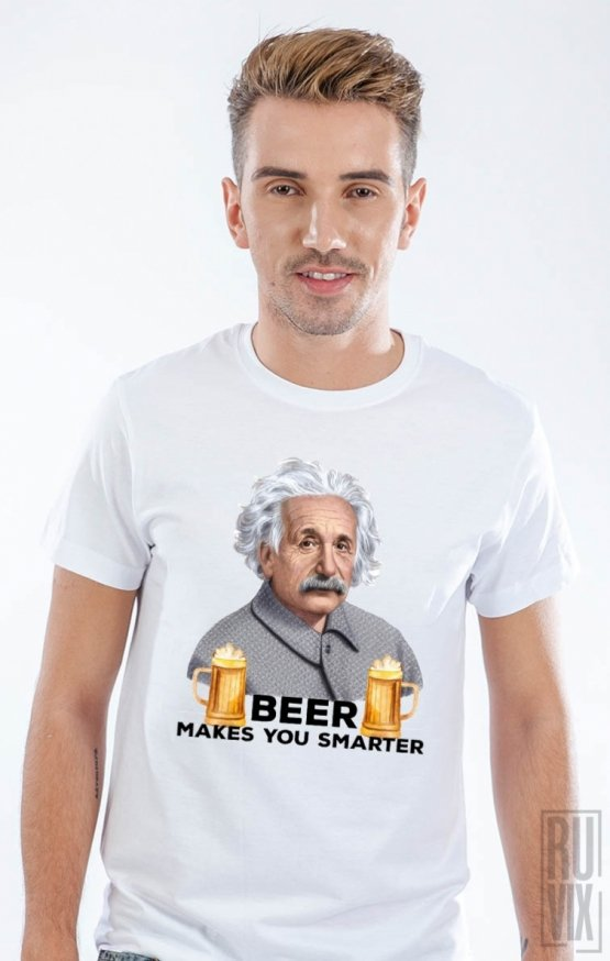 Tricou Beer Makes You Smarter