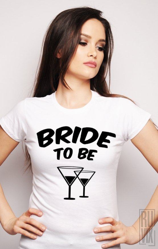 Tricou Bride's Crew (Bride to Be)