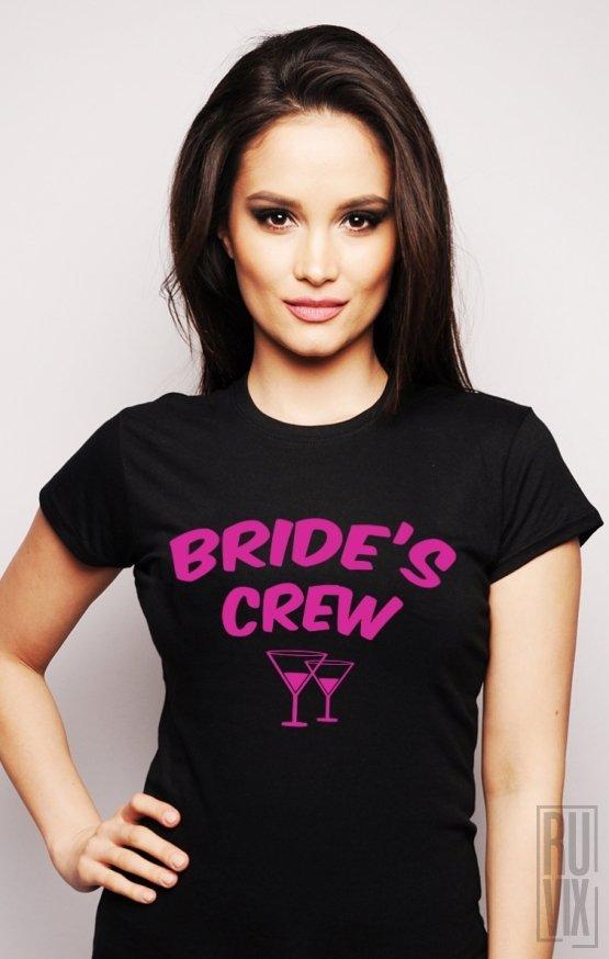 Tricou Bride's Crew