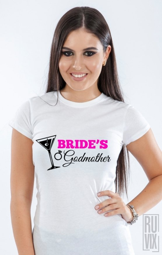 Tricou Bride's Godmother