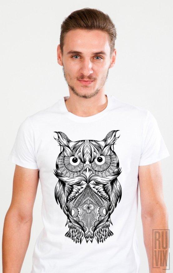Tricou Bufniță