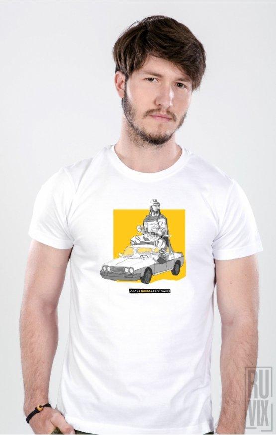 Tricou Călare pe Dacia