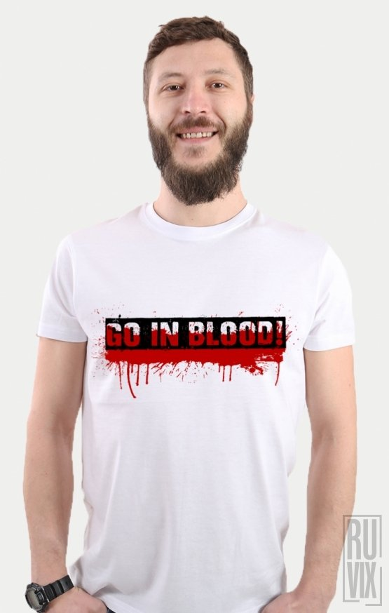 Tricou Dă-te-n Sânge