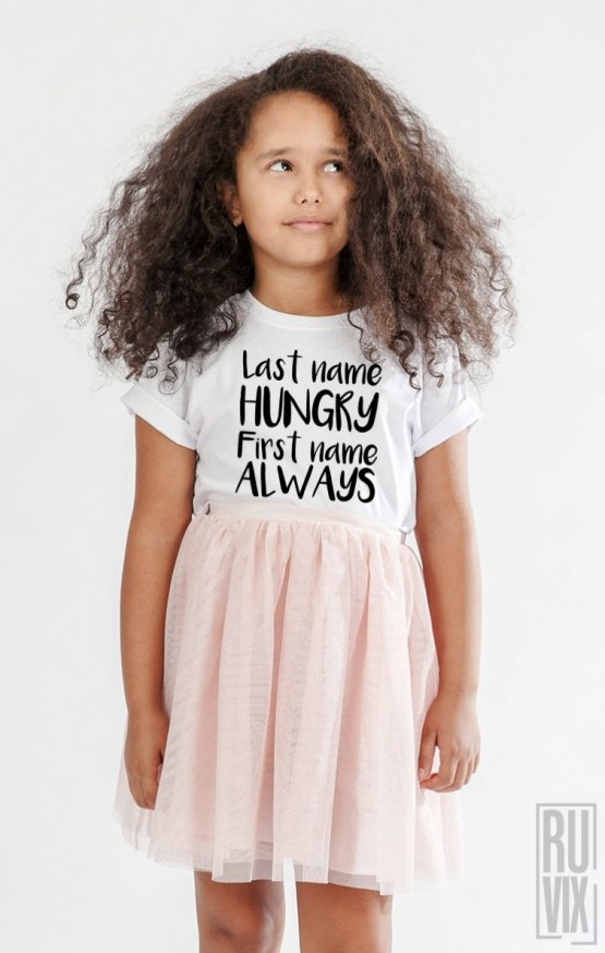 Tricou de Copii ALWAYS HUNGRY