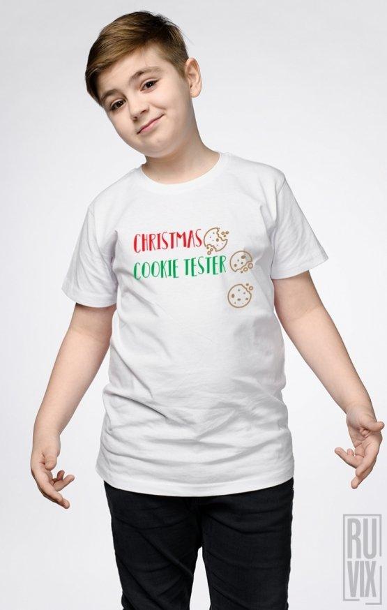 Tricou de Copii Cookie Tester