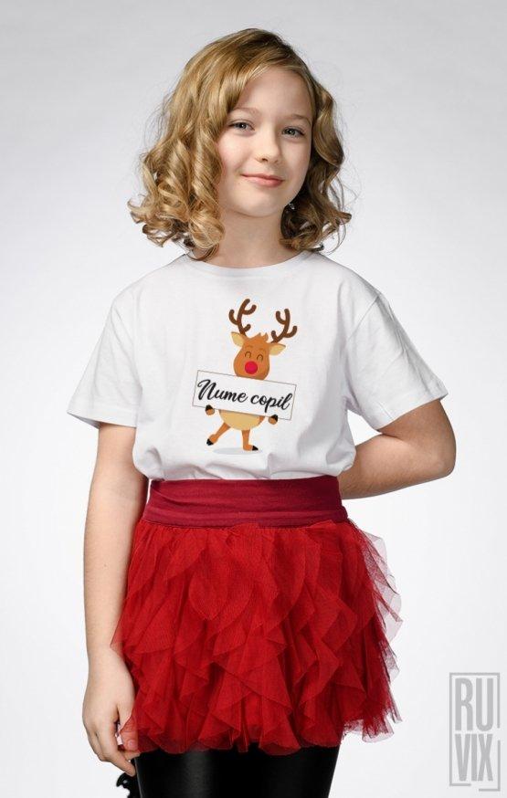 Tricou de Copii Ren Cu Nume