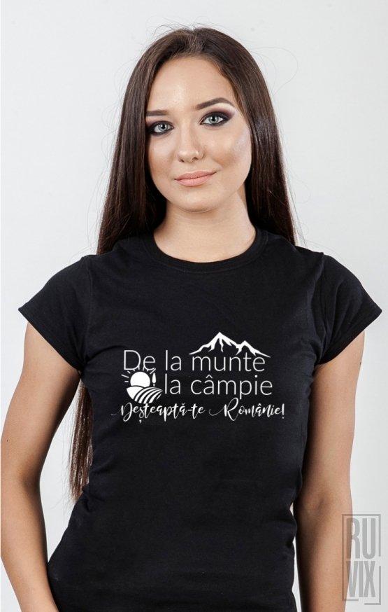 Tricou Deșteaptă-te Românie