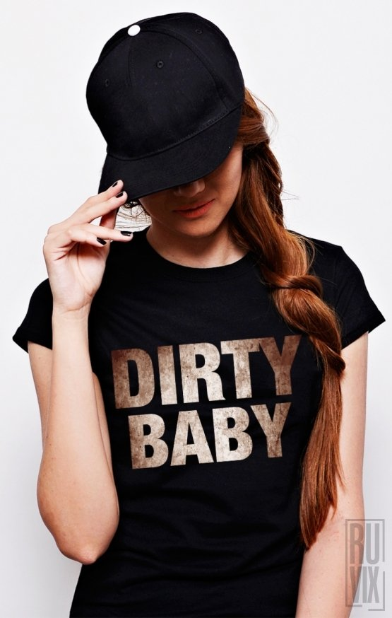 Tricou Dirty Baby